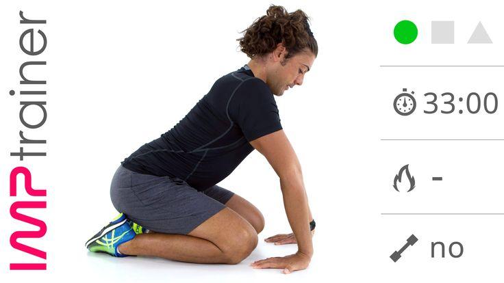 33 Minuti: Stretching Completo Per Gambe, Bacino, Schiena e Collo