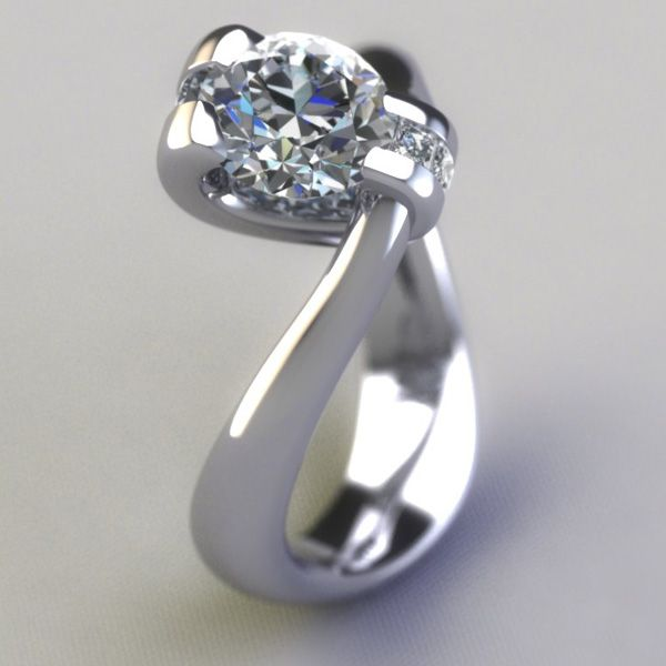 Engagement Rings Sterns: Pin By Trina Stern On Cool Engagement Rings