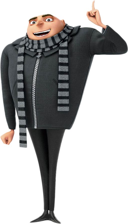 gru clipart despicable me - photo #10