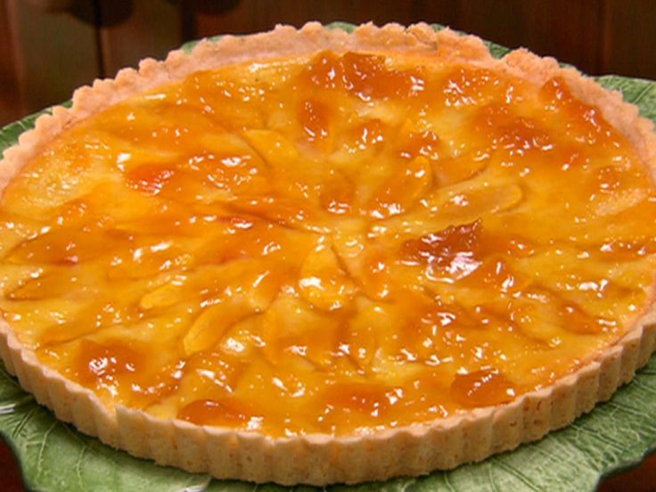 Get this all-star, easy-to-follow Peach Tart recipe from Paula Deen