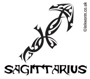 Sagittarius Flash Womens Girls Tattoos Tattoo Designs Pictures ...