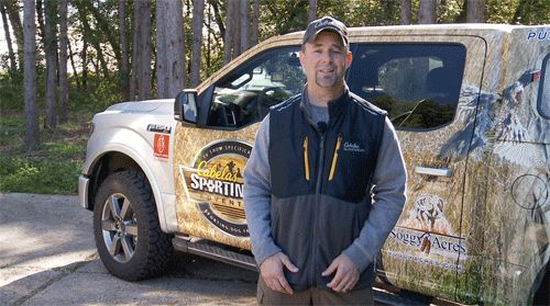 Jeff Fuller - Kansas Waterfowl - Jeff Fuller host and executive producer of Sporting Dog Adventures is an avid Kansas-hunting fan. We recently caught up with him to ask why he likes bringing his family to hunt in Kansas. See what he has to say.
