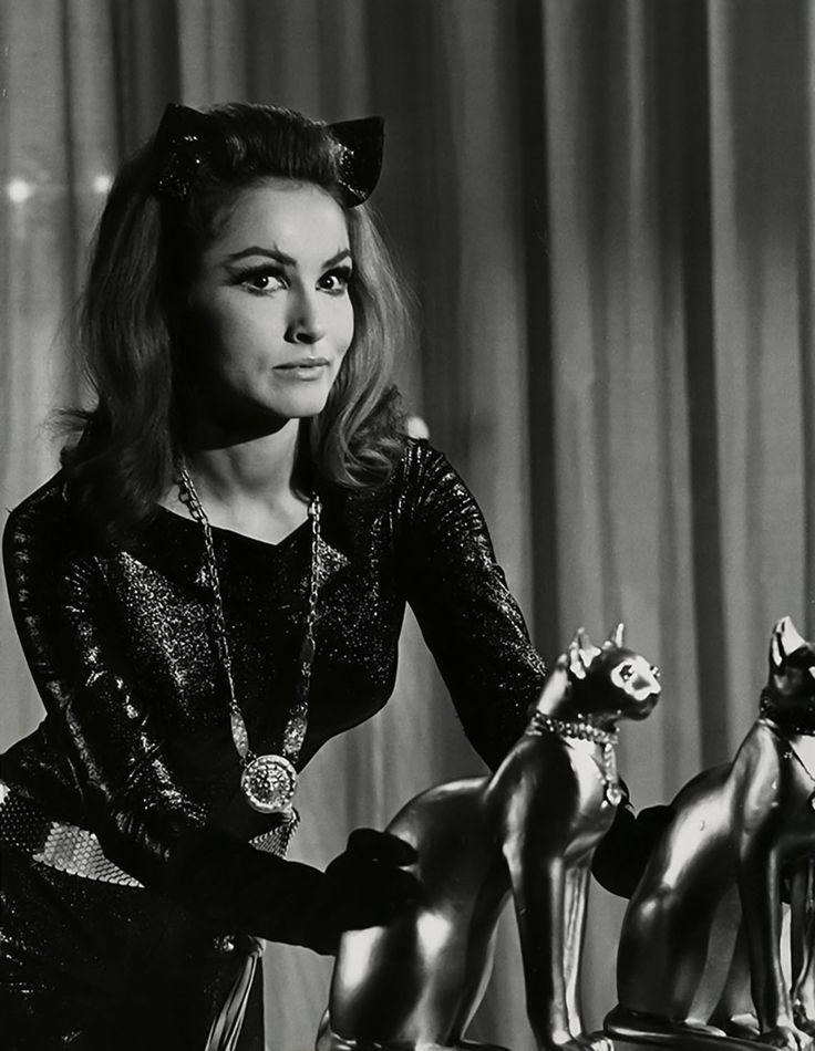 Catwoman Eartha Kitt Julie Newmar 303 best images about ...