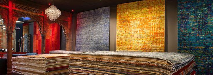 Mooiste #vintage #Oosterse #tapijten en #vloerkleden te vinden!