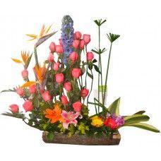 Ramo ILUSION - Encuentra los mejores Arreglos Florales en Bogotá    http://www.BodegonDeLasFloresBogota.com