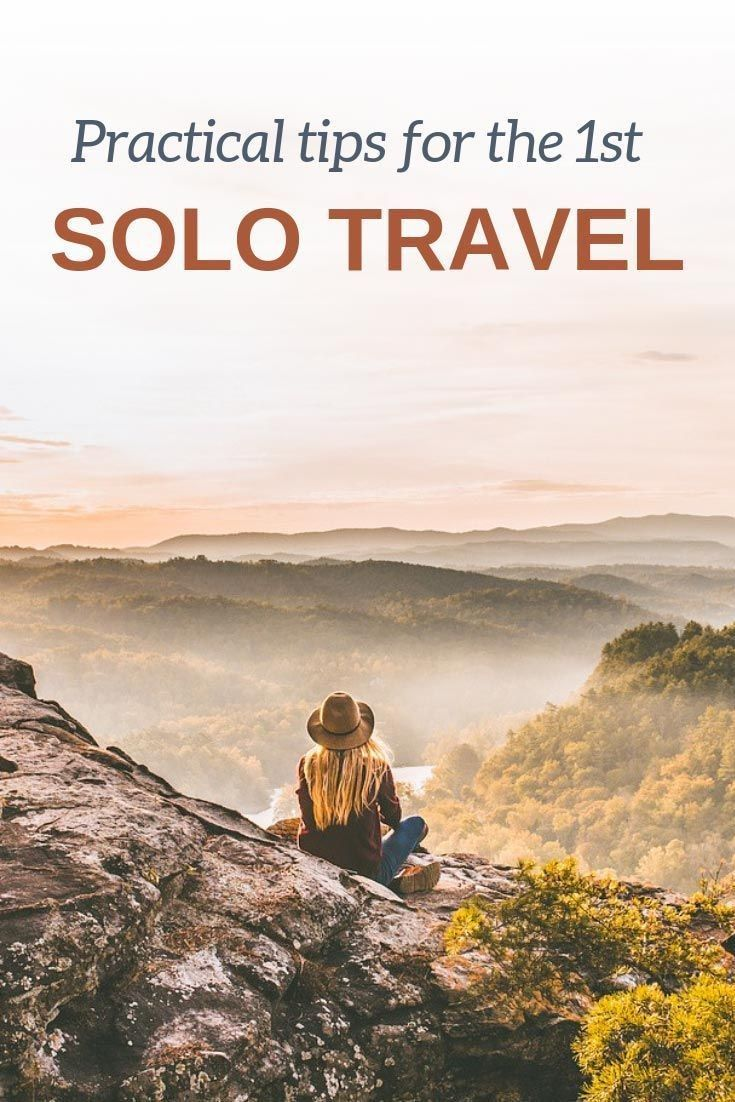 Pratical Tips For The 1st SOLO TRAVEL 🛫🛫
