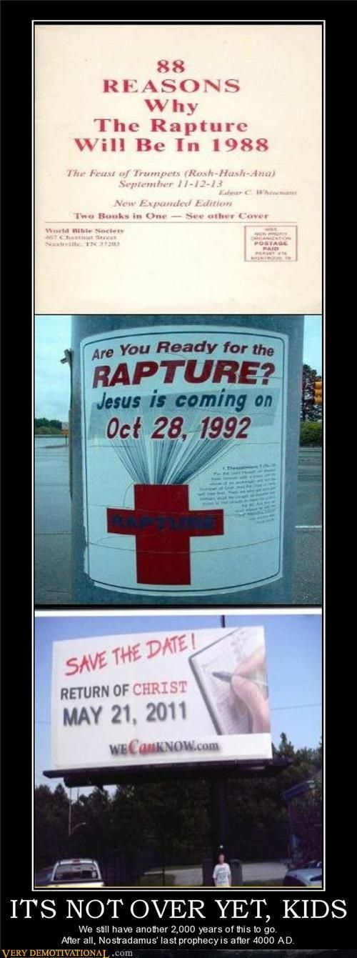 memes - Very Demotivational: I Should Probably Get Started On That Repenting
