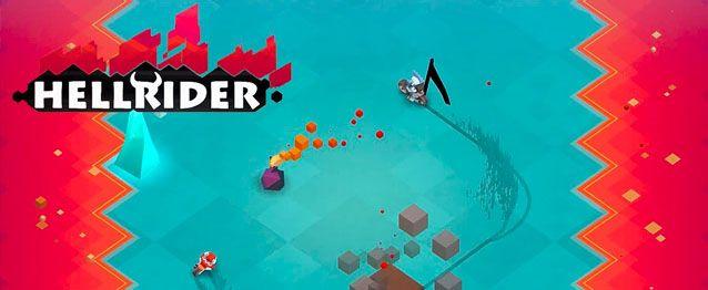 """Hellrider – una divertente corsa """"infernale"""" per iOS e Android"""