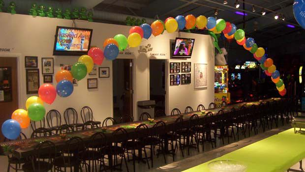 Metro Detroit Birthday Party Packages