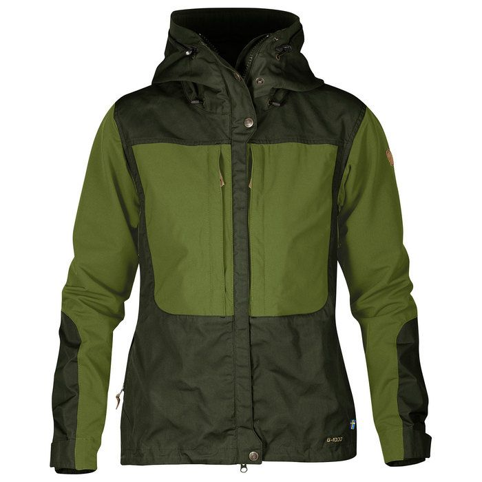 Fjällräven Womens Keb Jacket - Softshells - Jakker - Beklædning - Produkter