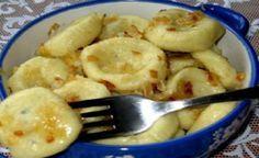Lenivé zemiakové pirohy pre celú rodinu. Sú vynikajúce a pripravené takmer okamžite! - Báječná vareška