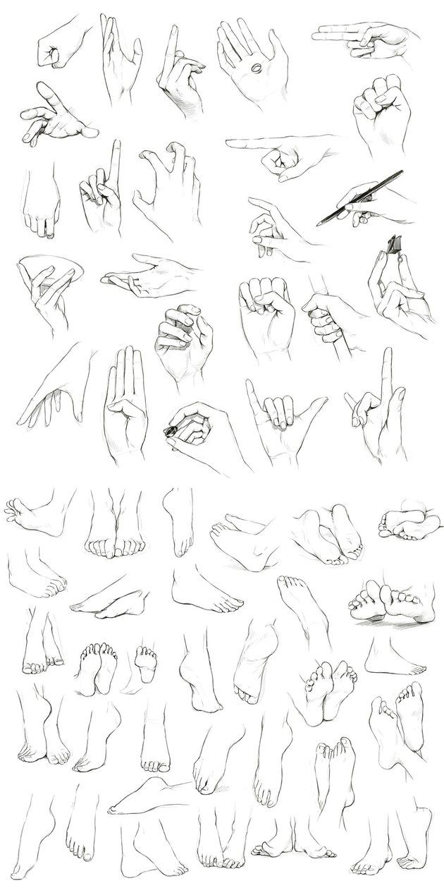 practising ( ̄□ ̄;) *that is not my hand - big credits goes to google images and senshistock~