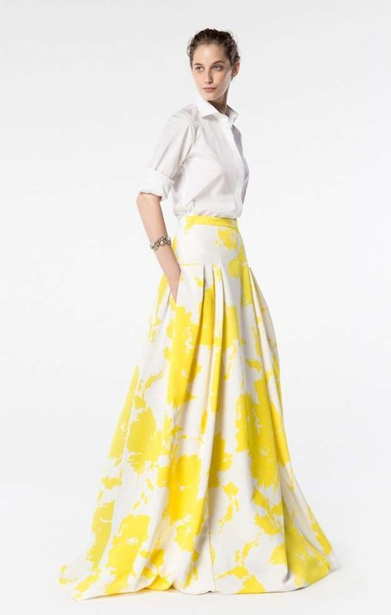 CH Carolina Herrera Fashion Collection & More Detail