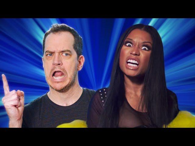 "Nicki Minaj - ""No Frauds""  ft. Lil Wayne and Drake SONG RANTS!   lodynt.com  لودي نت فيديو شير"