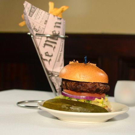 Burke's Restaurant & Bar is most popular Dining places for providing best burger menu in Yonkers situated at Bronx River Road, Yonkers, NY.