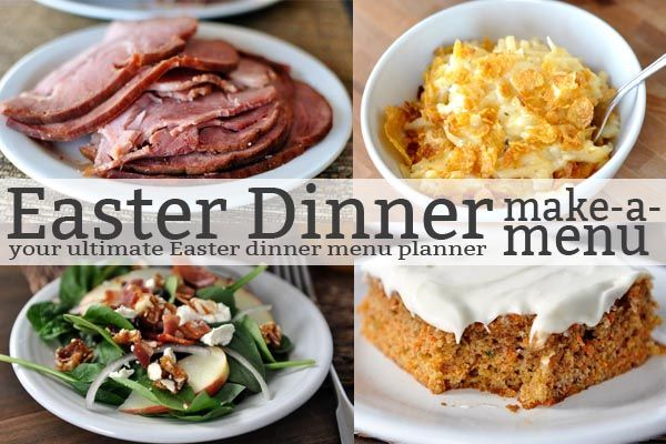 613 best images about best articles pins on pinterest for What is a traditional easter dinner