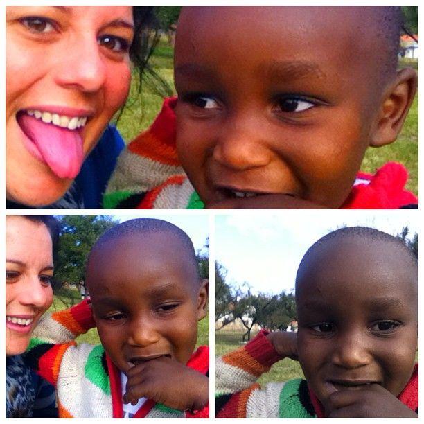 Finding my inner Zulu Child with a local #southafrica #zulu