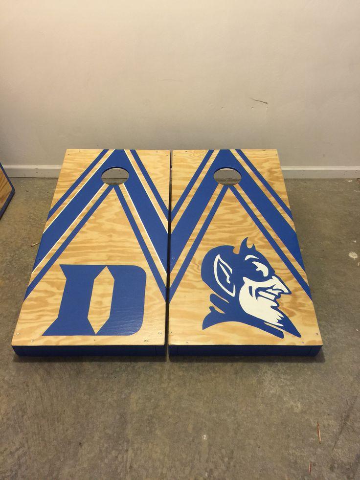 Duke Cornhole Boards