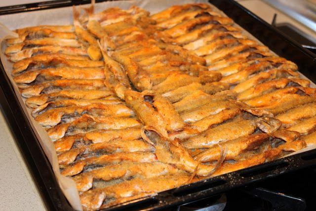 Mutfakta Naz: Fırında Tekir ve Sıcak Tahin Helvası