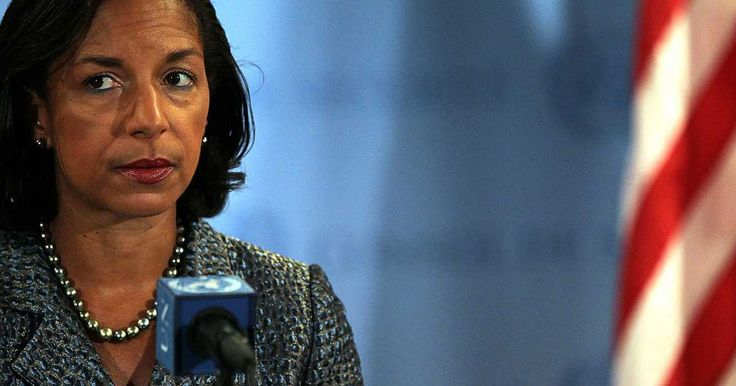 Former National Security Advisor Susan Rice says Republicans criticize her harshly because she's black and female.