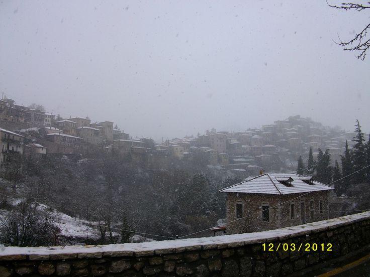 Dimitsana-Greece