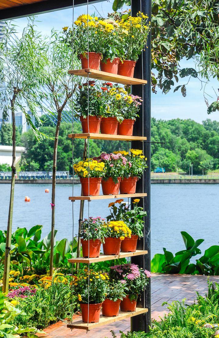 Diy Vertical Garden Ideas 16 Creative Designs For More Growing Space In Small Gardens Gardening From House To Home Vertical Garden Diy Vertical Garden Design Vertical Garden
