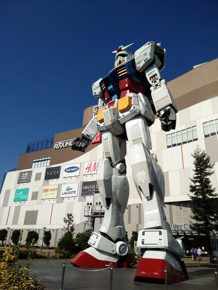 Robot Odaiba Tokyo