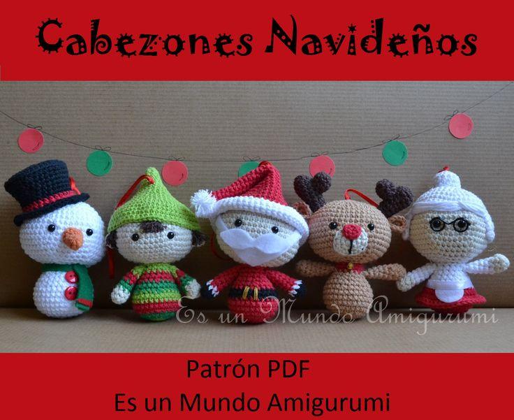 Pin de Annamária Ormándi en chrochet / karácsony | Pinterest ...