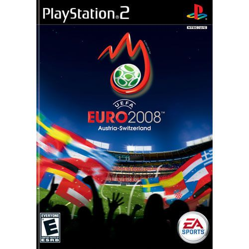 Euro 2008 Austria-Switzerland - PS2 Game