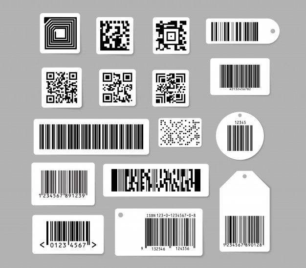 Download Barcode And Qr Code S Set For Free Ticket Design Template Qr Code Ticket Design