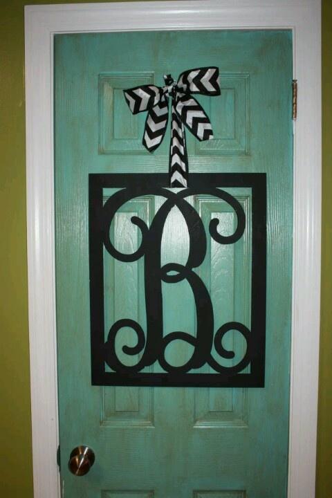 1000  images about wooden door hangers  letters on pinterest