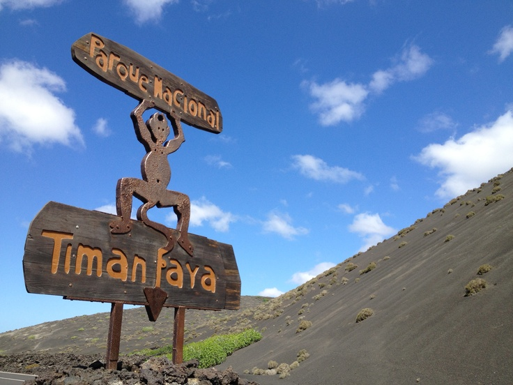 Timanfaya, un lugar increíble