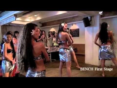 Tahitian Dancing | Live Tahitian Dancing @ Bench    #Tahitian #Polynesian #Dance…
