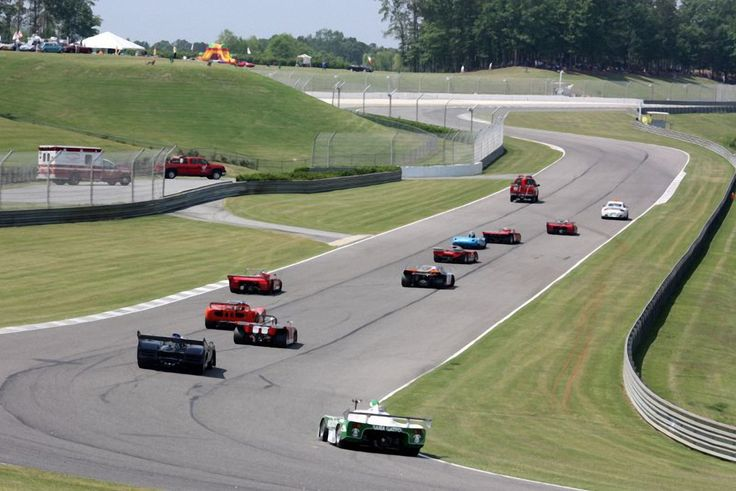 Barber Raceway : Barber Motorsports Park and Museum, Irondale, AL