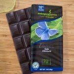 Endangered Species Chocolate 3oz. Organic Dark Chocolate