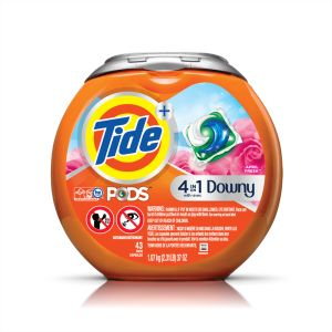 Tide PODS® Plus Downy April Fresh Scent