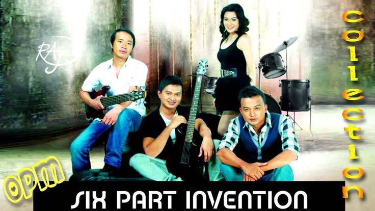 Greatest PINOY Love Songs Collection - Six Part Invention