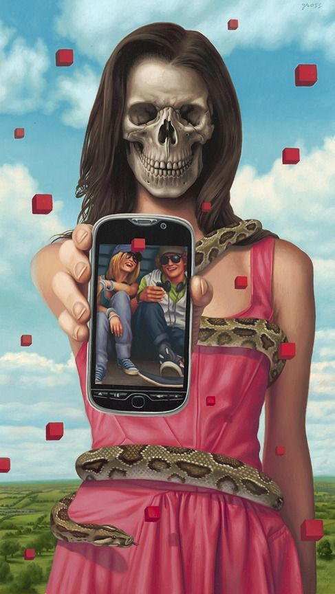 Alex Gross, T-Mobile, 2011