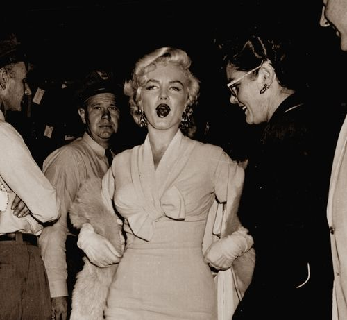Getting to know your client marilyn monroe