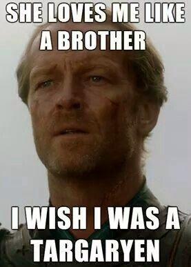 El Descanso del Escriba: Quiere ser Targaryen...