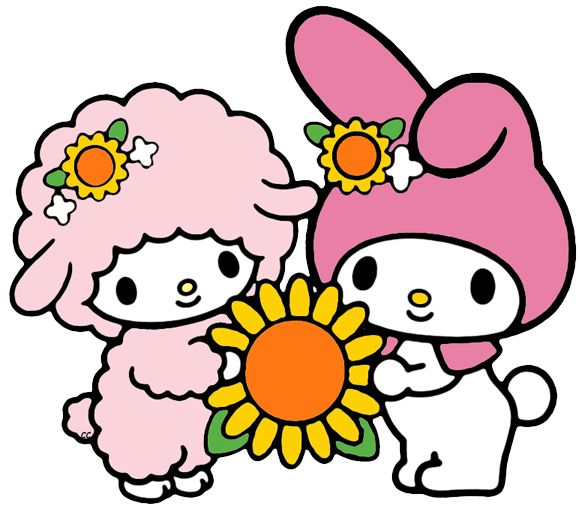 115 Best Images About My Melody Printables On Pinterest