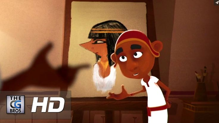 "CGI 3D Animated Short: ""Nobody Nose Cleopatra"" - by IsArt Digital"