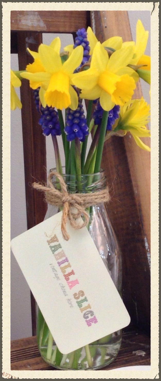 Love Spring flowers !