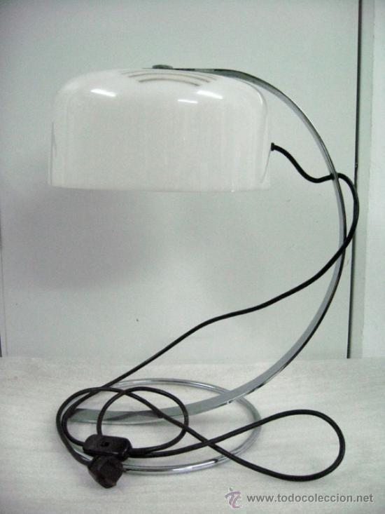 Lámpara de diseño nórdico, años 70, 136 €