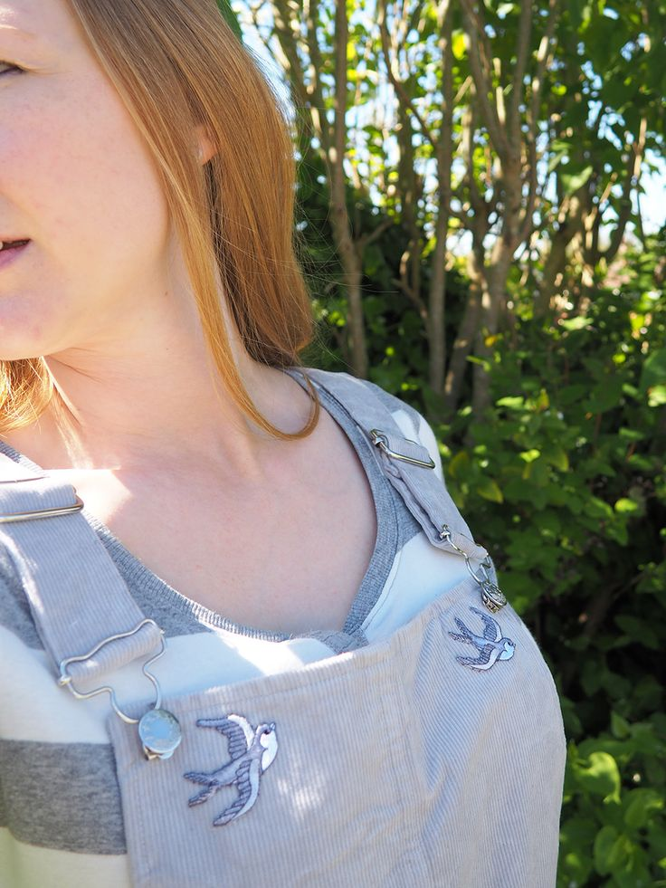 I wanted to make a Dungaree dress, and it was surprisingly hard to fin a decent pattern! I chose this one from Tilly and the Buttons , calle...