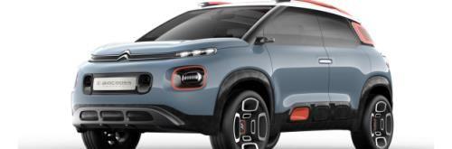 Galerie: Rapport Citroën C-Aircross Concept