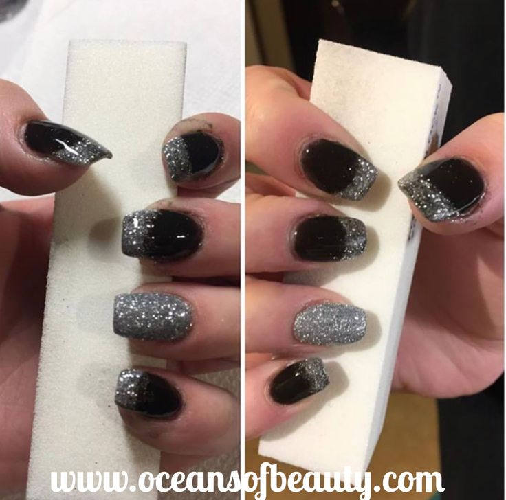 Black Sparkle & Co. Gel Polish & G.03. Lasts 2-3 weeks and can be used in combination with our EZ Dip system for added strength! Luxurious formulation for a perfect manicure. Professional and Salon quality done right in your own home! For updates, customer pics, contests and much more please like us on Facebook https://www.facebook.com/EZ-DIP-NAILS-1523939111191370/ #sparkleandco #ezdip #ezdipnails #gelnails #gelpolish #gel #diynails #naildesign #nailpolish #mani #manicure #nails