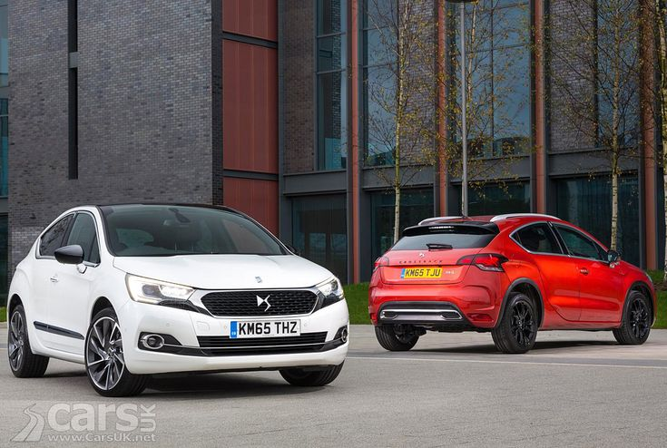 The 2016 facelift of Citroen's DS 4 - and its new Crossover sibling, the DS4 Crossback - are now on sale in the UK costing from £19,495 and £21,745 respectively.