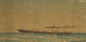 Shipping Records: Do you want to know about arrivals to and departures from New South Wales? Looking for shipping information or pictures of ships, particularly from the 19th century? [Image: S.S Ly-ee-Moon, Sydney, 1886 ] http://acms.sl.nsw.gov.au/item/itemDetailPaged.aspx?itemID=844074