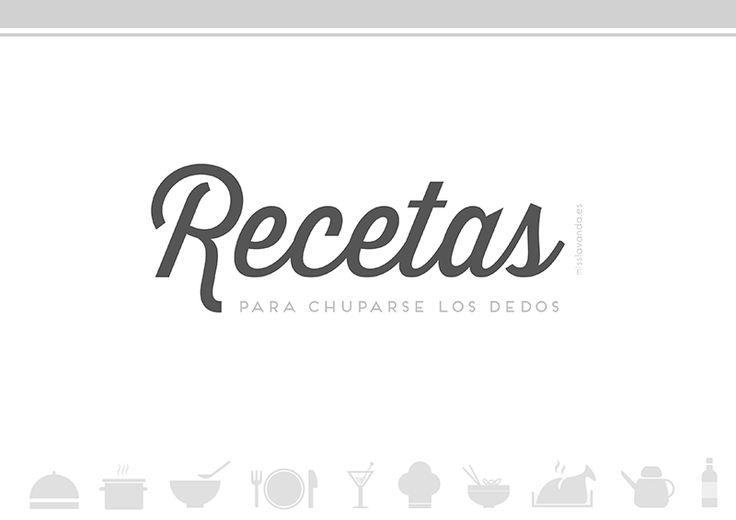 Freebies: Recetario y láminas para tu cocina | Miss Lavanda